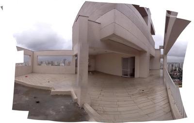 Cobertura Residencial À Venda, Saúde, São Paulo. - Co0026