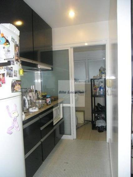 70699 * Varanda Fechada, Mobiliado, Finamente Decorado - Ap3045