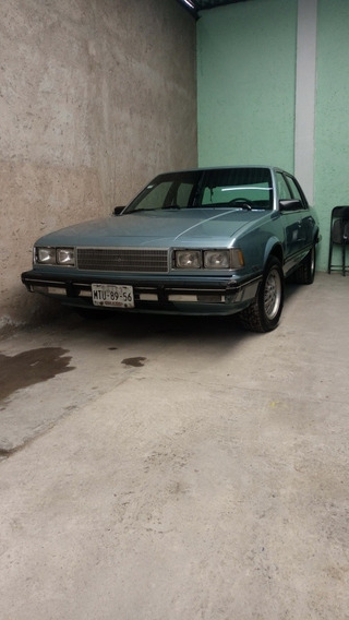 Chevrolet Monte Carlo Celebrity Sedan 1986
