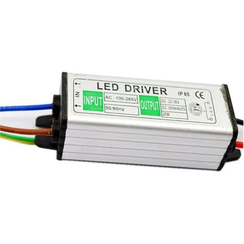 Driver Controlador 20w  Ph Ventas