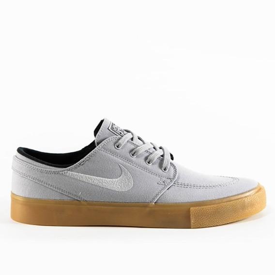 Tênis Nike Sb Zoom Janoski Canvas Rm Atmosphere Grey
