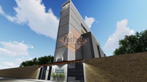 Imagem 1 de 10 de Apartamento Na Vila Ré, 2 Dormitórios, 40,2 M, R$ 230.000,00 - 10