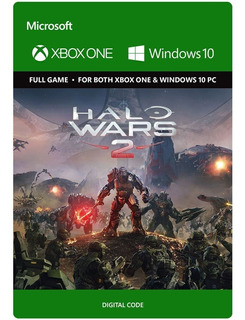 Halo Wars 2 Xbox One Codigo Global Entrega Inmediata!