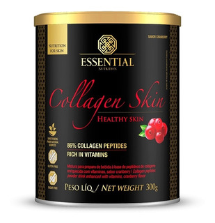 Collagen Skin 300 G - Essential Nutrition - Colágeno Verisol