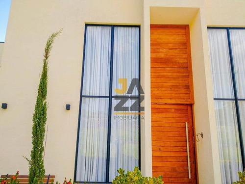 Imagem 1 de 30 de Chácara Com 4 Dormitórios À Venda, 5000 M² Por R$ 5.801.770,00 - Lagos De Shanadu - Indaiatuba/sp - Ch0743