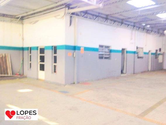 Galpão Para Alugar, 318 M² Por R$ 10.000,00/mês - Mooca - São Paulo/sp - Ga0025