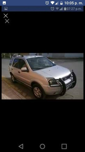 Ford Ecosport Normal