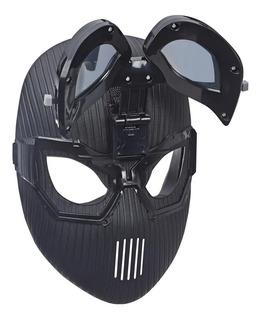 Mascara Hasbro Spider Man Super Heróis Com Visor E3563