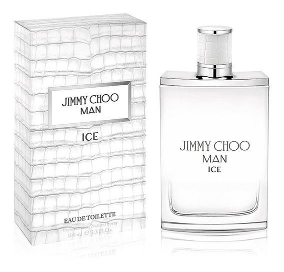 Jimmy Choo Man Ice 100ml Masculino | Original + Amostra