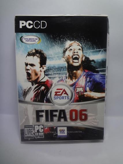 Jogo Game Pc Fifa 2006