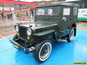 Jeep Willys J3