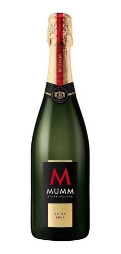 Champagne Mumm Cuvee Reserva Extra Brut Envio Gratis Caba