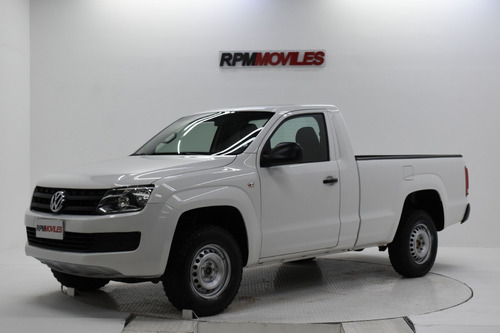 Volkswagen Amarok 4x4 Starline C/simple 2016 Rpm Moviles