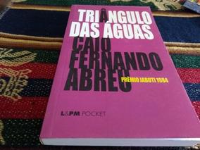 Livro Caio Fernando Abreu - Triângulo Das Águas