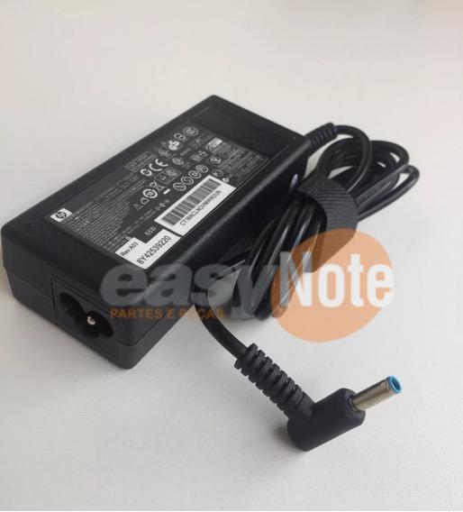 Carregador Notebook Hp Probook 440 G3 19,5v 3.33 Plug Azul