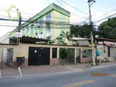 Casa Com 02 Quartos No Rancho Novo Nova Iguaçu.