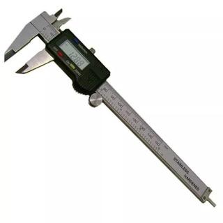 Paquímetro Digital 150mm Aço Inox + Estojo 316119 Mtx
