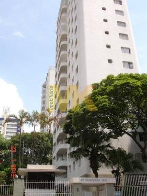 Apartamento Tatuapé 2 Por Andar 165m2 Mobiliado Rua Cantagalo 1.208 Condomínio Tagarrona - 133