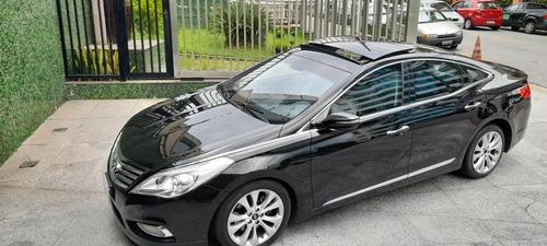 Hyundai Azera 3.0 Mpf Gls V6 Automatico  Preta 2013 Blindado