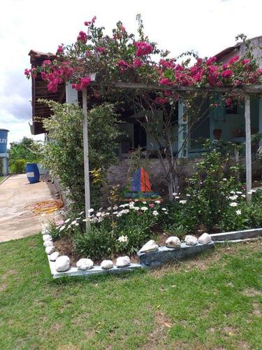 Chácara Com 2 Dormitórios À Venda, 2000 M² Por R$ 320.000,00 - Bairro Dos Pires - Limeira/sp - Ch0070