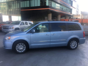 Chrysler Town & Country 2013 5p Touring V6 3.6 Aut