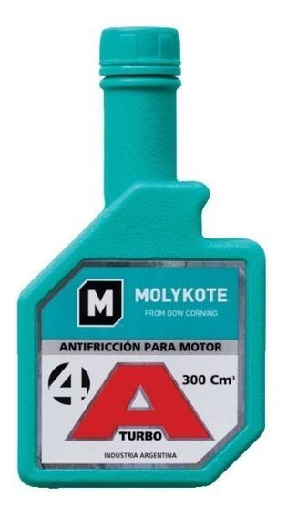 Molykote A4 Turbo Antifricción Aditivo Motor Zona Norte