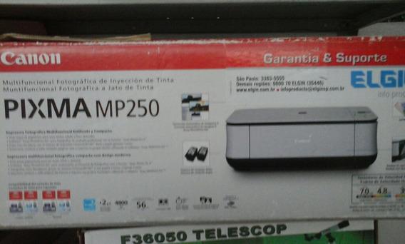 Impressora Canon Pixma Mp 250
