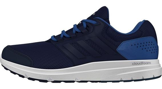 Tenis adidas Hombre Azul Galaxy 4 M Entrenamiento Cp8828