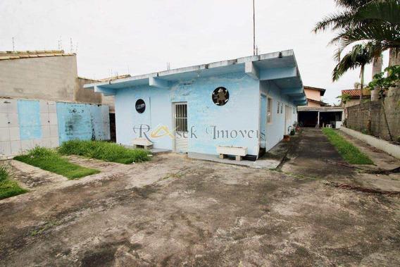 Casa Com 6 Dorms, Gaivotas, Itanhaém - R$ 249.900,00, 300m² - Codigo: 214 - V214