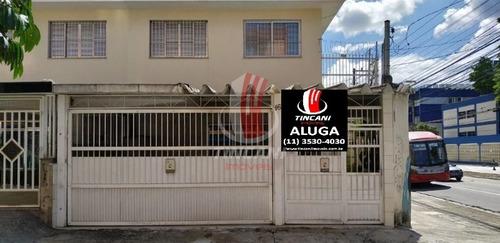 Sobrado Para Venda No Bairro Chácara Tatuapé, 3 Dorm, 1 Suíte, 3 Vagas, 160 Metros. - 5978