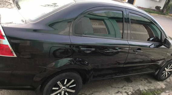 Chevrolet Aveo Aveo 2012 Sincronico