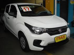 Fiat Mobi Easy Motor 1.0 2017 Branco