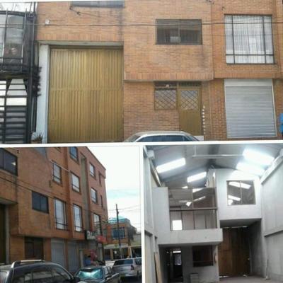 Venta De Bodega Barrio Villa Luz Rentando