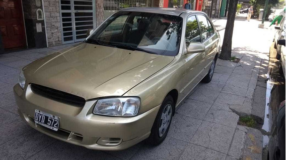 Hyundai Accent 1.5 Gls 5dr Abs Ab At 2001