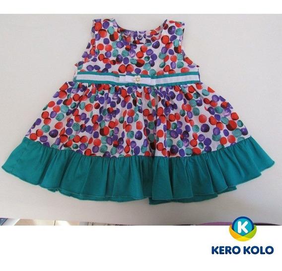 Vestido Kero Kollo Luxo Elegante Raridade Alta Qualidade