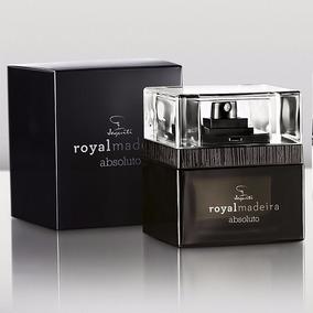 Perfume Masculino Royal Madeira Absoluto - 75 Ml