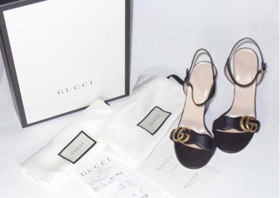 Sandalia Gucci Original Coleção Nova