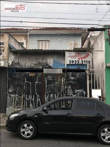 Terreno À Venda, 180 M² Por R$ 320.000,01 - Limão (zona Norte) - São Paulo/sp - Te0108