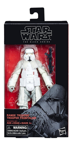 Star Wars Black Series Han Solo Range Trooper #64