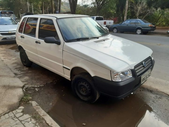 Fiat Uno 1.0 Mpi Mille Fire 8v Flex 4p Manual