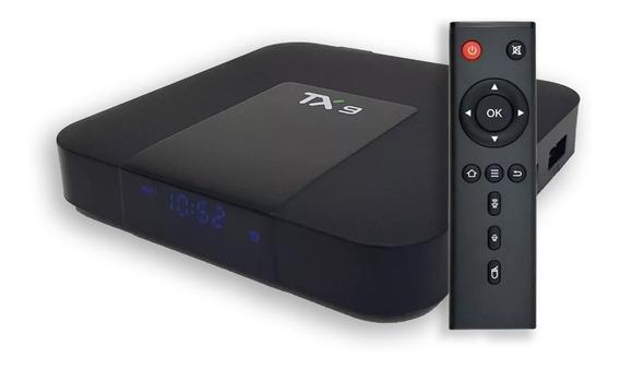 Conversor Smart Tv Tx9 3gb Ram 16gb Android Netflix Youtube!