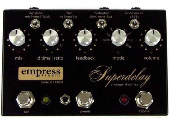Vintage Modified Superdelay - Empress Effects