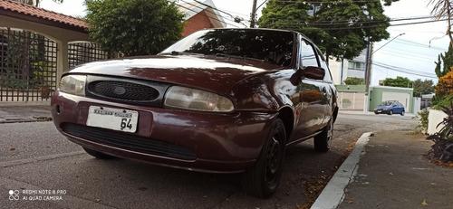 Ford Fiesta 1.0 Endura - R$ 5.000