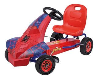 Go Kart De Pedales Spider Man