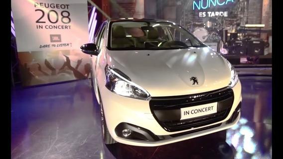 Peugeot 208 In Concert E