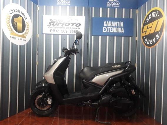 Yamaha Bws X Modelo 2017