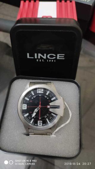 Relógio Lince Masc