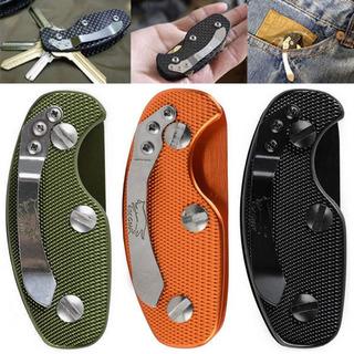 Chaveiro Organizador Chaves Canivete Aluminio -