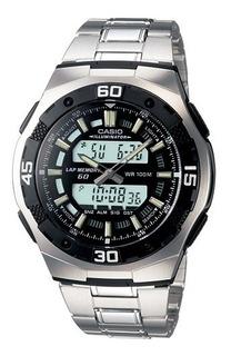 Reloj Casio Aq-164wd-1a Originales Local Barrio Belgrano