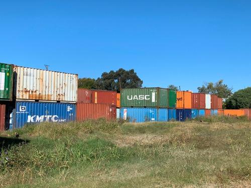 Modulo Contenedor Container 20'/40' Comandate Fernandez